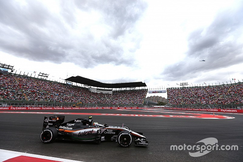 "Debut home race ""will live with me forever,"" says Perez"