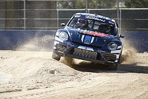 Global Rallycross Breaking news Scott Speed crowned 2015 GRC champion
