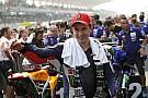 لورينزو يعتذر عن حركته على منصّة تتويج سباق ماليزيا
