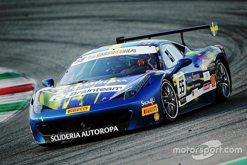 Santoponte se lleva la victoria en el Trofeo Pirelli