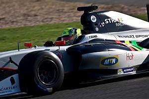 Formula 3.5 Testing report Ellinas quickest as Aragon test concludes
