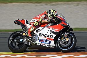 MotoGP Practice report Valencia MotoGP: Iannone tops FP3, Rossi takes second