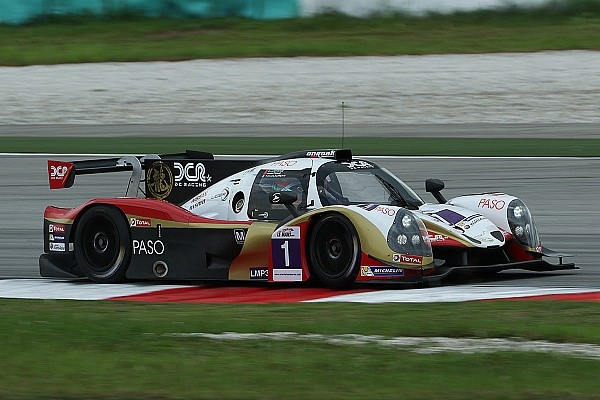 Asian Le Mans Qualifying report Any clouds in the sky and hot track on qualifying at Sepang