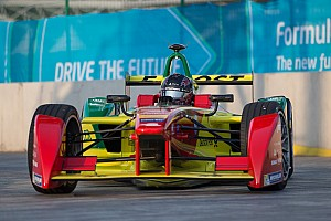 Formula E Race report Lucas di Grassi is the new FIA Formula E championship leader