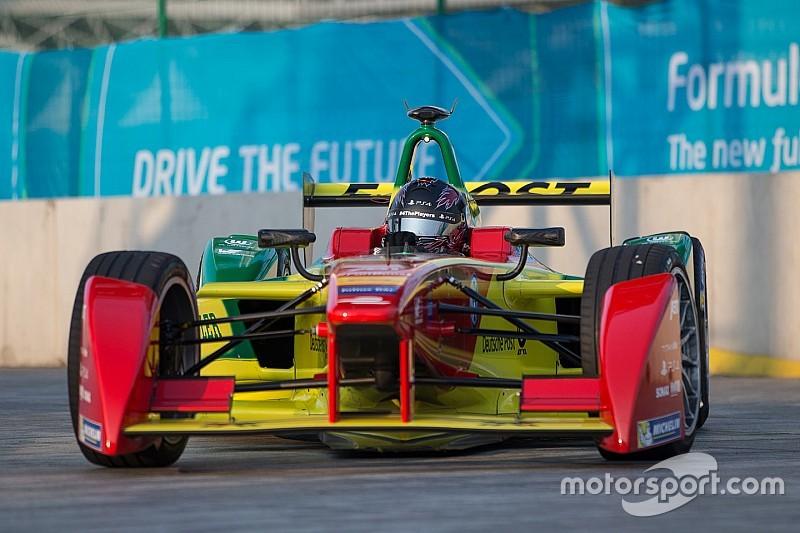 Lucas di Grassi is the new FIA Formula E championship leader