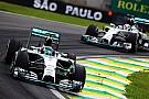 Toto Wolff: 'Strijd tussen Lewis en Nico geweldig voor de sport'