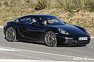 Gespot: nieuwe Porsche Cayman duikt op zonder camouflage