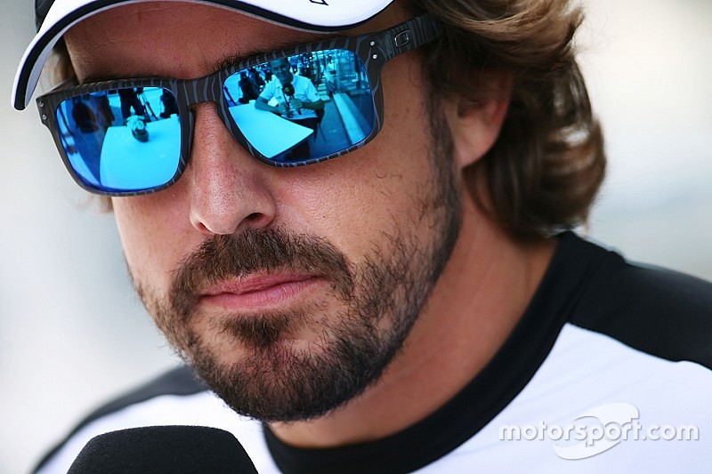 Alonso says he has underperformed in 2015