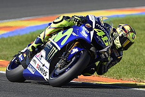 MotoGP Breaking news Rossi hopes 2016 changes create