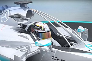 Formula 1 Special feature Video: Latest FIA proposals for closed cockpits