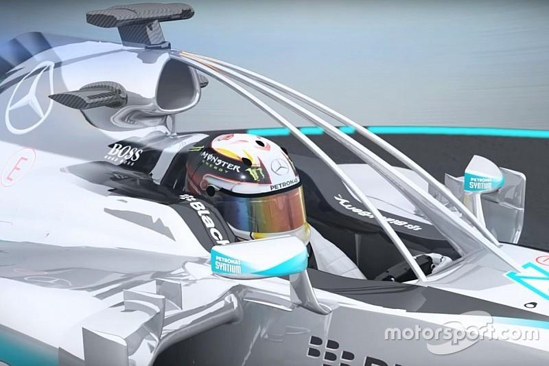 Video: Latest FIA proposals for closed cockpits