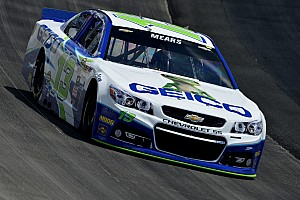 NASCAR Sprint Cup Breaking news Mears signs second contract extension with Germain Racing