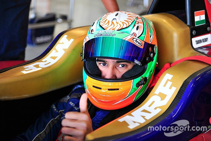 Reddy feels BRDC F4 'perfect' move for him