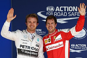 Formula 1 Qualifying report Brazilian GP: Rosberg beats Hamilton to grab fifth straight pole