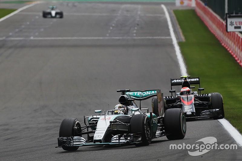 McLaren unimpressed with