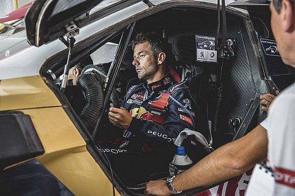 Dakar Interview Loeb on Dakar debut: I'm not here to make up the numbers