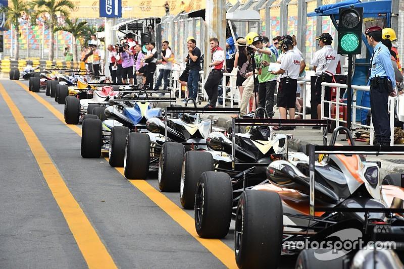 Formel 3 Macau: Erster Punkt für Felix Rosenqvist