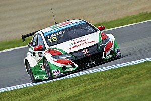 WTCC Breaking news Honda withdraws appeal over Monteiro's exclusion in Thailand