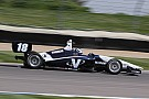 Indy Lights Kaiser topples Blackstock, Jamin to the top, Lastochkin holds on