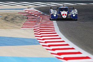 WEC Breaking news Lynn says first LMP1 experience