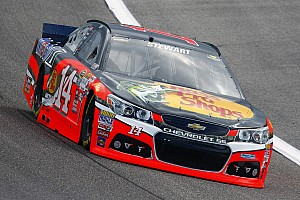 NASCAR Sprint Cup Breaking news Tony Stewart to have new crew chief for final Sprint Cup season