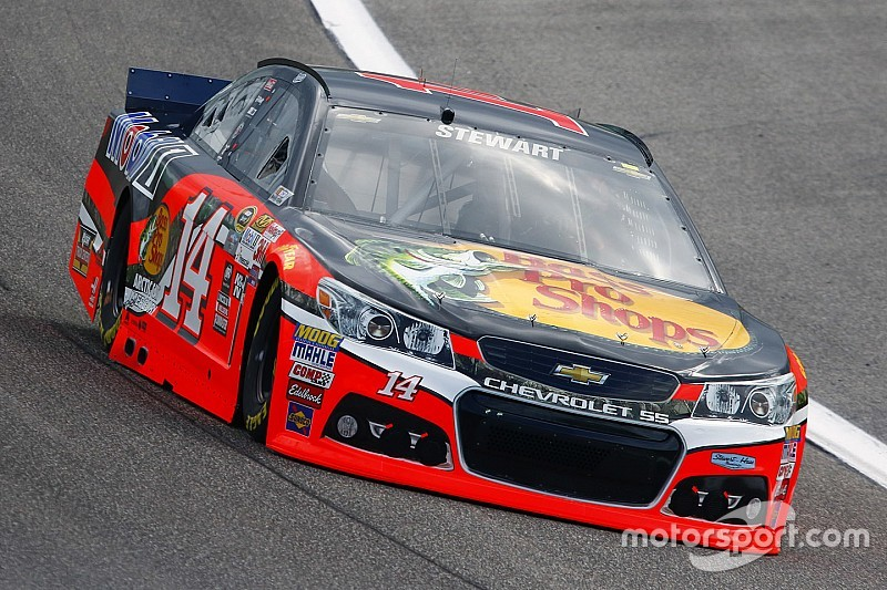 Tony Stewart to have new crew chief for final Sprint Cup season