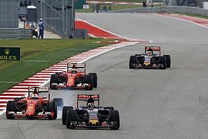 Формула 1 Комментарий Феттель похвалил Ферстаппена за агрессивность