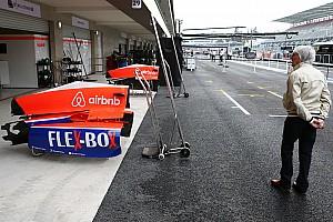 Формула 1 Новость Manor и Sauber попросили аванс у Экклстоуна