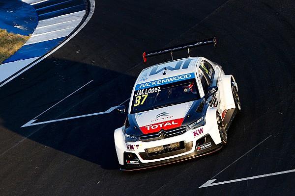 WTCC Qatar WTCC: Lopez ends Losail test on top