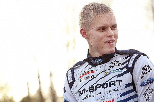 WRC Tanak leaves M-Sport to join new DMACK team