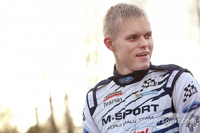 Tanak leaves M-Sport to join new DMACK team