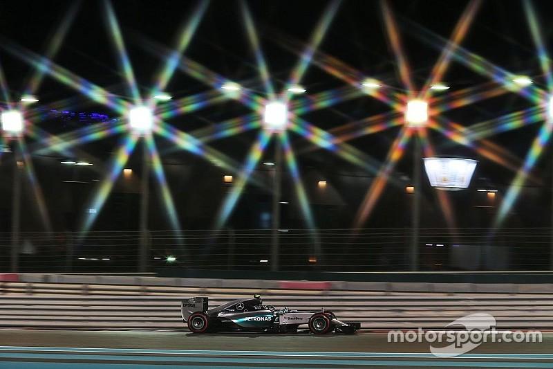VT2: Rosberg slaat terug, Toro Rosso niet snel genoeg