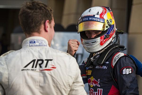 GP2 Abu Dhabi GP2: Gasly defeats Vandoorne to claim third pole
