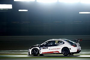 WTCC Breaking news Qatar WTCC: Lopez dominates milestone night race