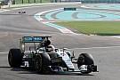 Lewis Hamilton: 'Het is gewoon een balans-dingetje'