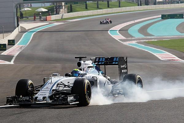 """Fórmula 1 Últimas notícias Massa admite decepção: """"jeito ruim de terminar a temporada"""""""