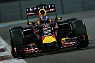 Formula 1 Points for boths Red Bull drivers in Abu Dhabi