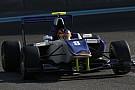 Steijn Schothorst test GP3 in Abu Dhabi