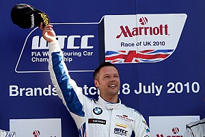 WTCC Breaking news Priaulx:
