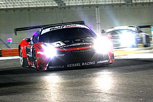 GT Résumé de course Ferrari et le Kessel Racing s'imposent à Abu Dhabi