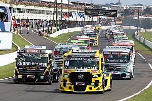 Fórmula Truck Últimas notícias F-Truck comemora média de público superior a Corinthians