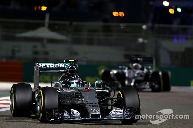 Mercedes has 'bitter-sweet' feeling over record $4.8 million entry fee
