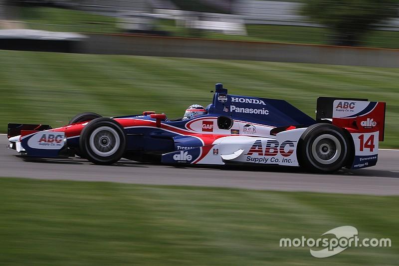 Sato en Hawksworth blijven bij AJ Foyt Racing