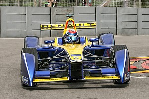 Formula E Practice report Punta ePrix: Buemi tops first practice as Bird crashes