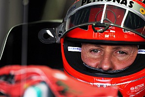 Formula 1 Breaking news Schumacher walking claims slammed by manager as 'irresponsible'