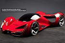 Automotive Ferrari Top Design School Challenge