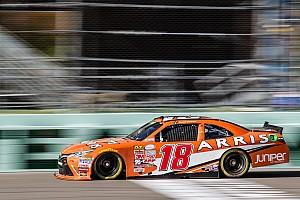 NASCAR XFINITY Breaking news Suarez to have new crew chief for 2016 season