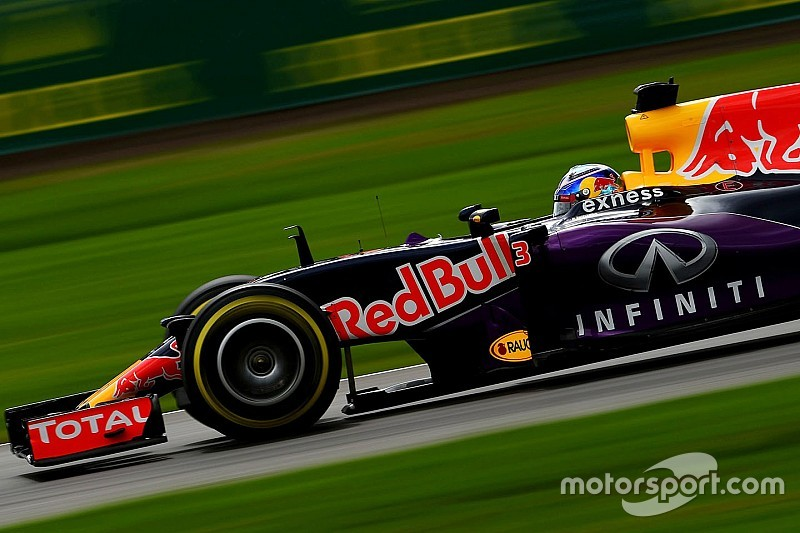 Horner says 2015 struggles have made Red Bull stronger