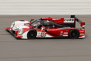 IMSA Testing report Practice makes perfect again for Michael Shank Racing at Daytona