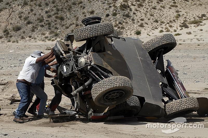 Why Loeb's Dakar roll should come as no surprise